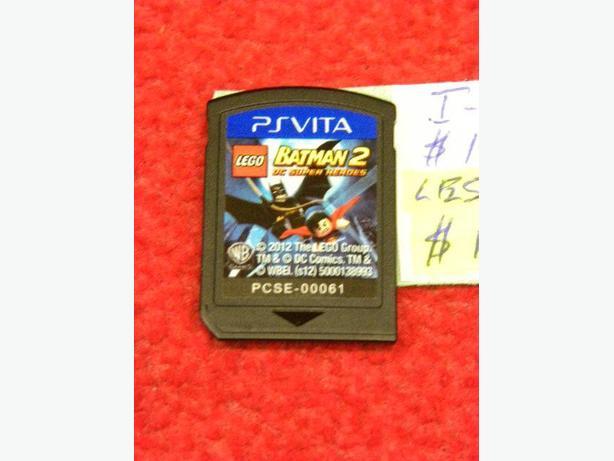 Lego Batman 2 for the PS Vita game console