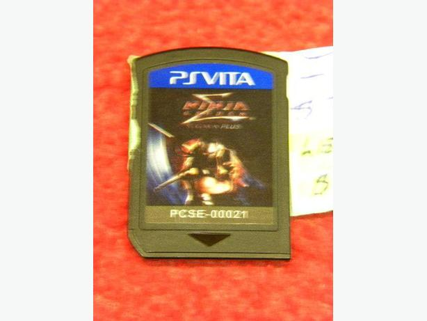 Ninja Gaiden Sigma Plus game for the PS Vita