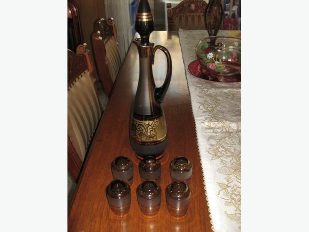 Decanter Set - In Excellent Condition