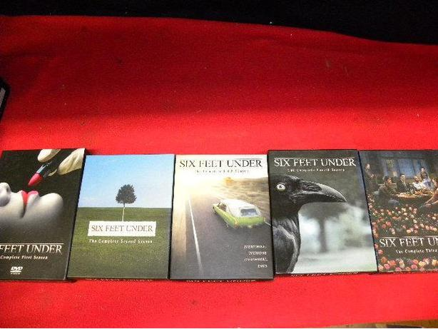 Six Feet Under complete series seasons 1 to 5