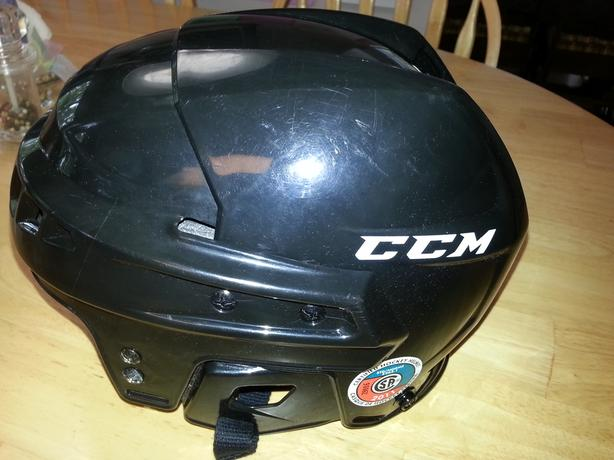 CCM  hockey helmet for sale SM-15