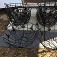 "FREE: 9- 12"" baskets and 2- 16"" baskets"