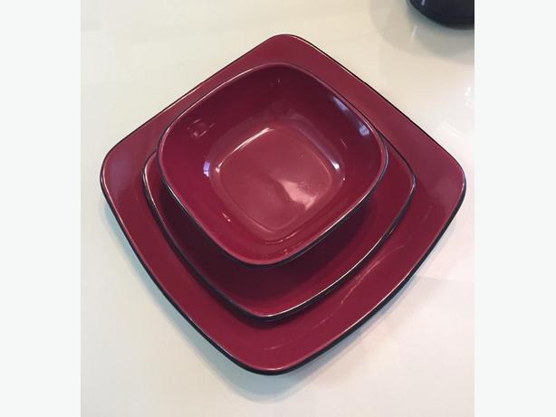 Corelle Hearthstone Stoneware dish sets