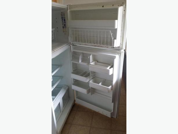 Three Fridges