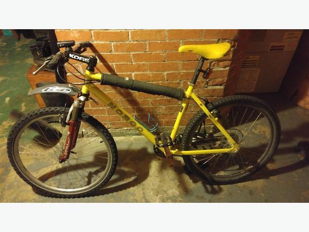 good condition kona bike