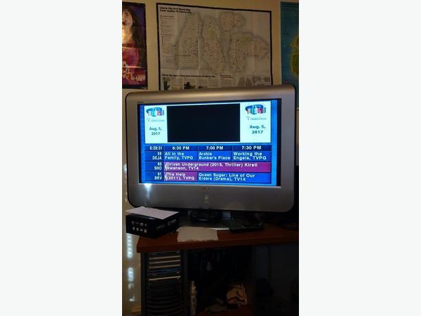 "SONY WEGA LCD TV ""32"