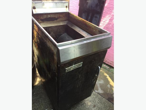Commerical deep fryers - FREE
