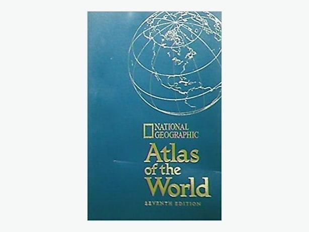 NATIONAL GEOGRAPHIC -  Atlas of the World