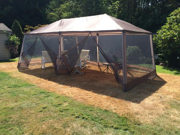 Broadstone 10 x 20 party screen tent