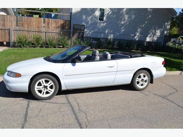 1997 chrysler sebring convertible (Price Reduced Again)