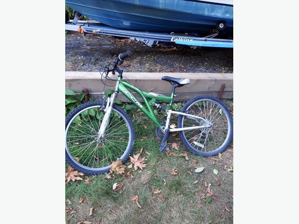 """24"""" CCM Falcon bike"""
