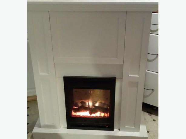 SOLD - Electric fireplace