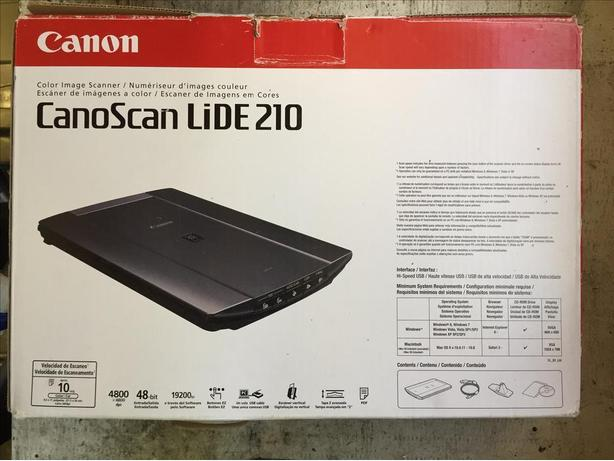 CanoScan Compact Scanner