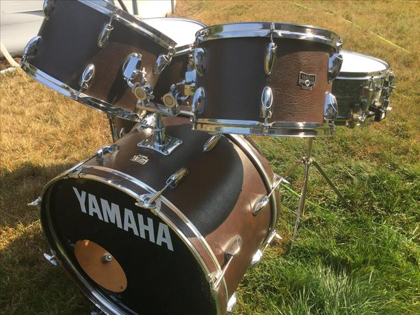 1970's Yamaha drums