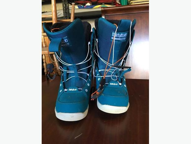 thirtytwo Fast Track Snowboard Boots US Women Size 8