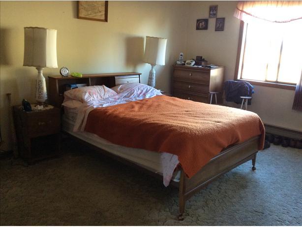 American Elm 3 piece bedroom suite