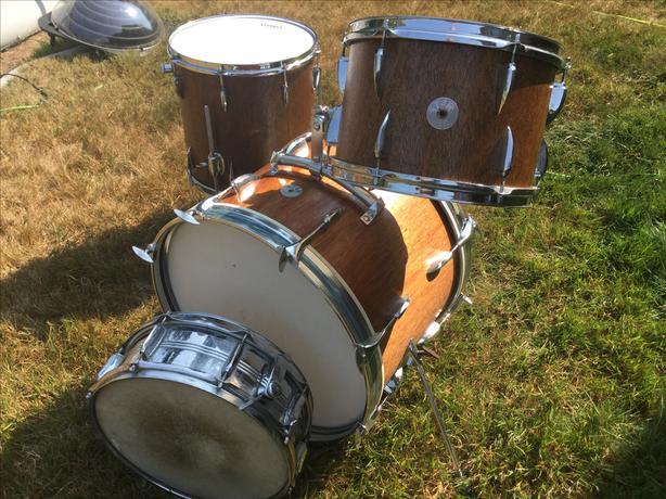 1960's star (Tama) drums