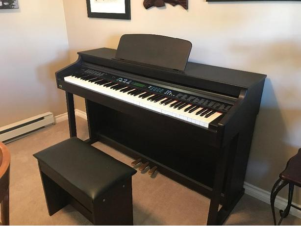 """MOVING SALE"" digital piano"