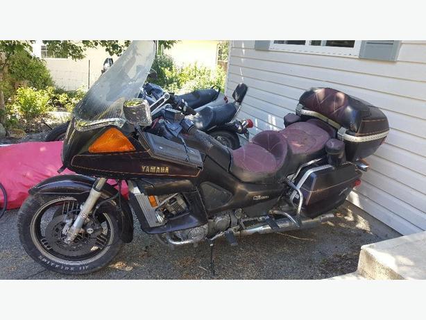 1985 Yamaha XVZ12 Venture