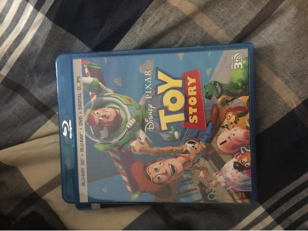 Disney 3D Blurays