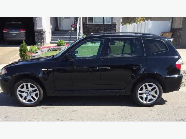 2006 BMW x3.0I