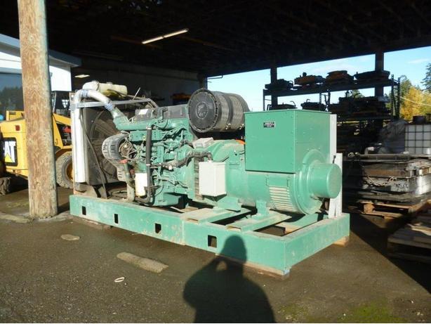 Volvo Penta Generator Diesel Engine