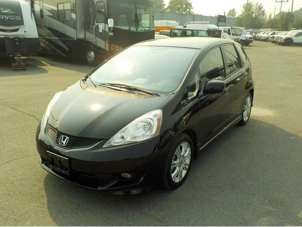 2009 Honda Fit Sport 5-Speed Manual