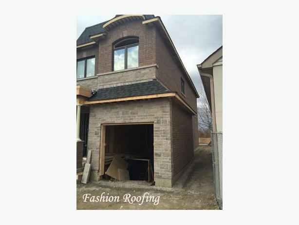 Toronto Fashion Roofing -Best Price.High Quitly Job (Gta Area)