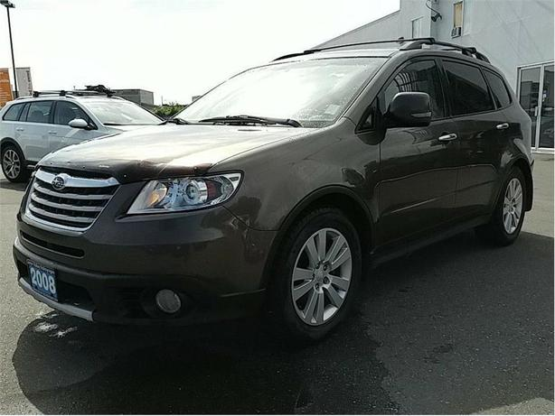 2008 Subaru Tribeca Limited 5-Passenger AWD ! LEATHER !