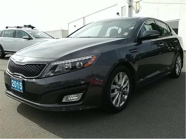2015 Kia Optima EX LEATHER NAV AUTO