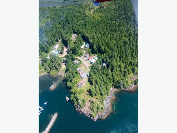 West Coast Home in Barkley Sound