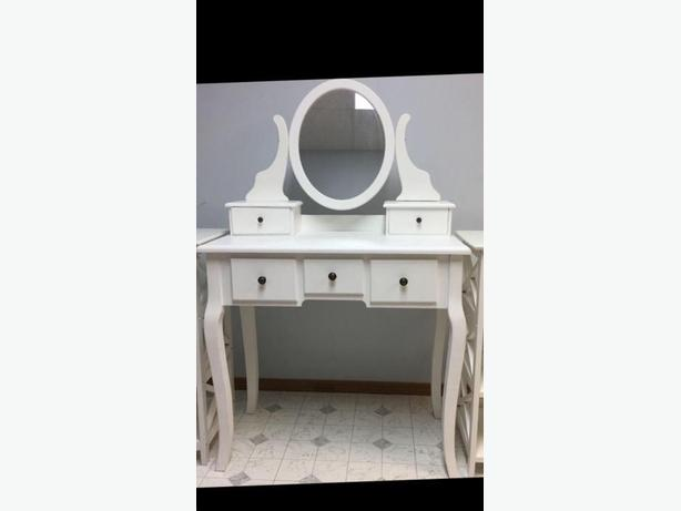 Beautiful White Vanity