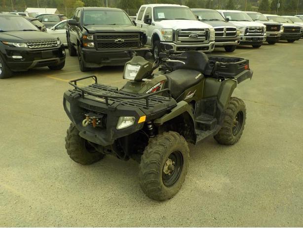 2008 Polaris Sportsman X2 500 H.O. 4WD ATV