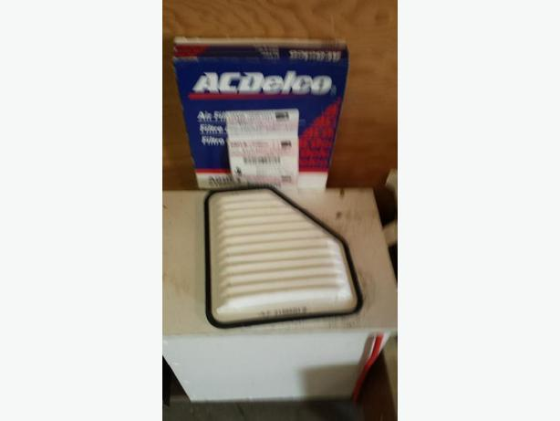 Delco air filter for 8 cylander chev