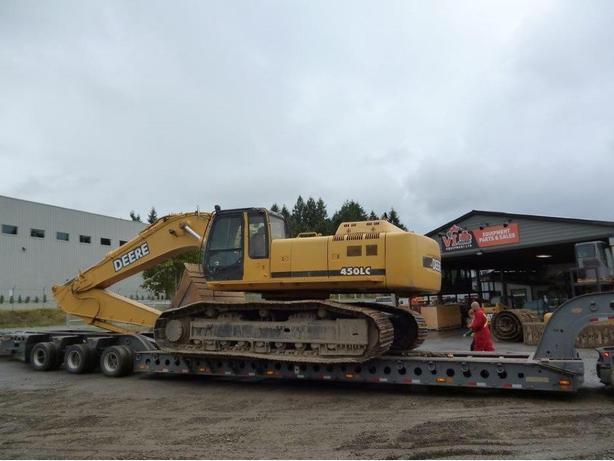 John Deere 450 LC Excavator Parts