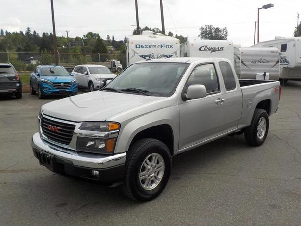 2010 GMC Canyon SLE Extended Cab Regular Box 4WD