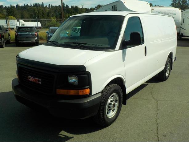 2012 GMC Savana 2500 Cargo Van w/ Shelving