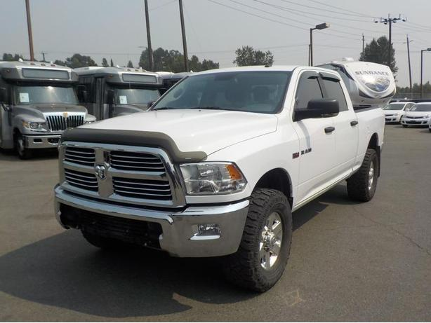 2014 Dodge RAM 2500 SLT Crew Cab Short Box 4WD