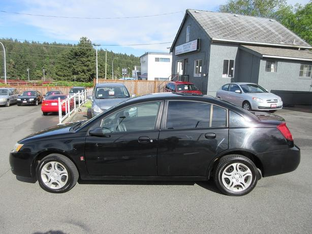 2005 Saturn Ion  - BC ONLY- NO ACCIDENTS