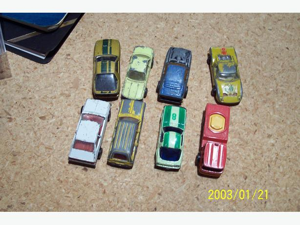 OLD HOTWHEELS