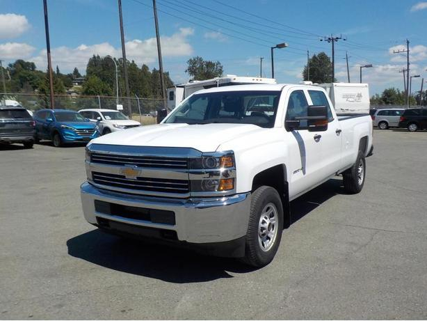 2016 Chevrolet Silverado 3500HD Crew Cab Long Box 4WD