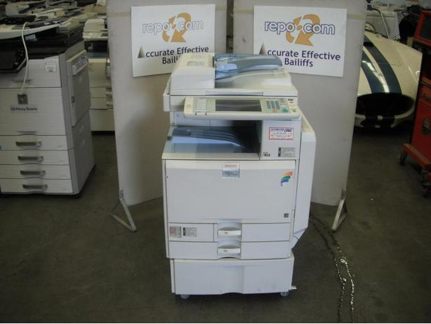 Ricoh Aficio MP C2500 Colour Photocopier