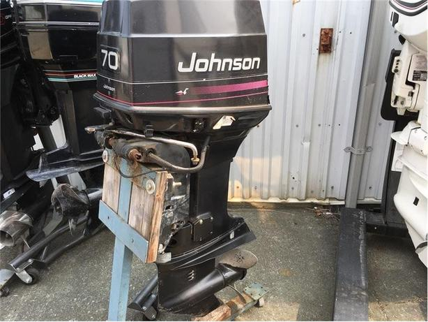 1989 Johnson 70 hp -