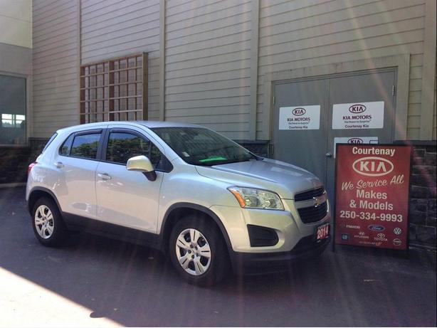 2014 Chevrolet Trax LS **$300.00 Gas Card included**