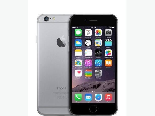 Apple iPhone 6, 64GB, Space Gray, Bell/Virgin (5393)