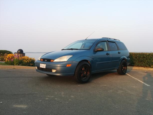 Ford Focus Off Road Tires >> 2001 Ford Focus Wagon Lifted Off Road Tires Victoria City Victoria