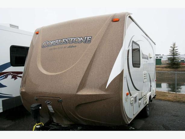 2014 Travel Lite Cobblestone 15QB