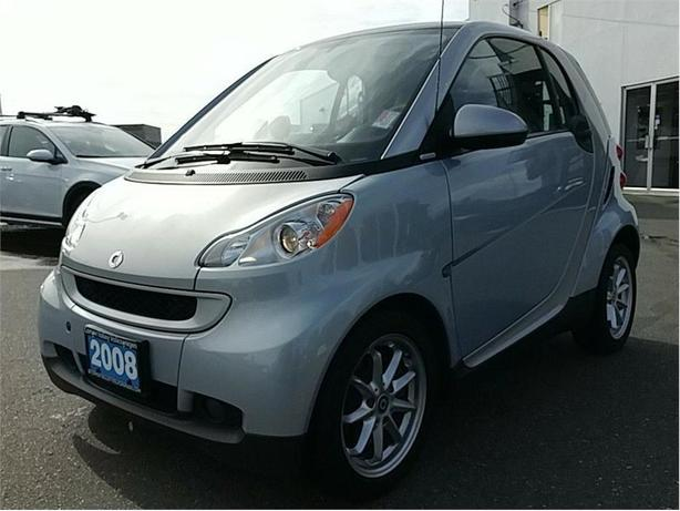 2008 Smart FORTWO FUN ! Economy ! AUTO ! Leather !