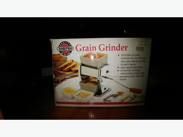 For Sale: NorPro Grain Grinder
