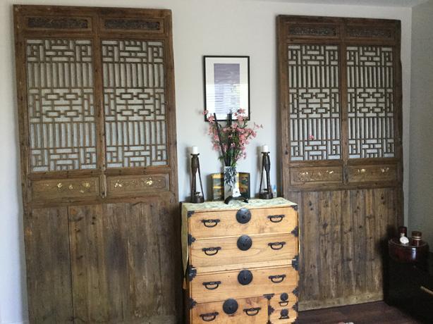 Antique Asian doors - Antique Asian Doors West Shore: Langford,Colwood,Metchosin,Highlands